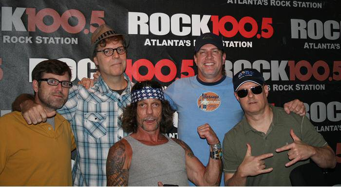 Papa Daddy  Rock 100.5 Atlanta